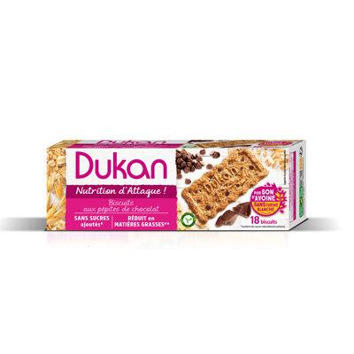 Biscuits aux pépites de chocolat (Dukan)
