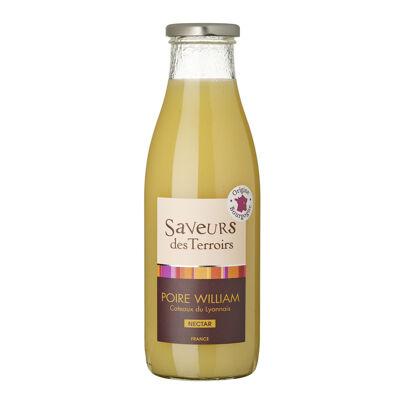 Nectar de poire william des coteaux du lyonnais (Saveurs des terroirs)