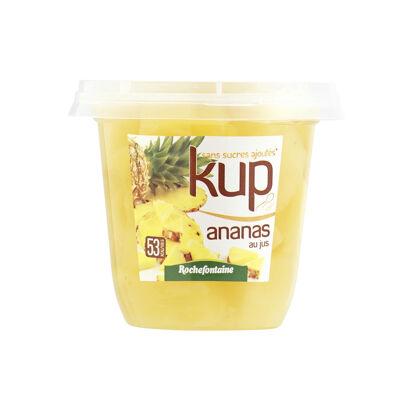 Kup ananas au jus 200g (Rochefontaine)