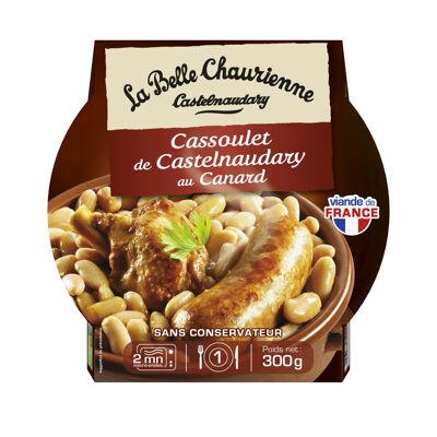 Cassoulet de castelnaudary au canard 300 g (La belle chaurienne)