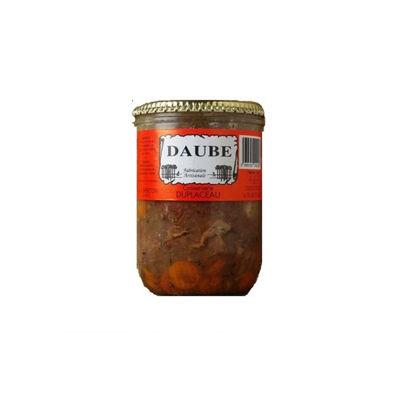 Daube de bœuf verrine 720 grs (Conserverie duplaceau)