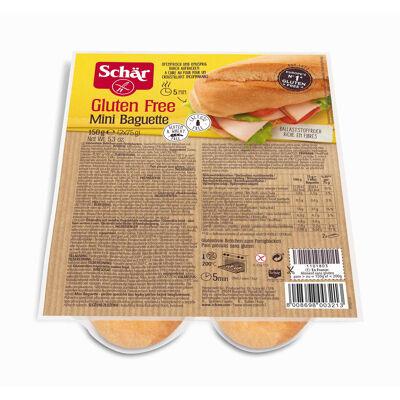 Mini baguette 150g (Schär)