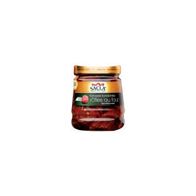 Sacla - tomates roties au four - aux olives noires - 285gr (Sacla)