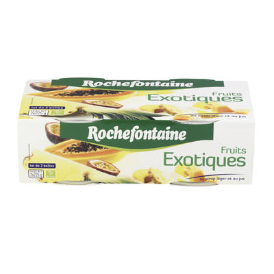 Rochefontaine fruits exotiques 450g (Rochefontaine)