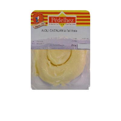 Aïoli catalan à l'ail frais 200g (Pédelhez)