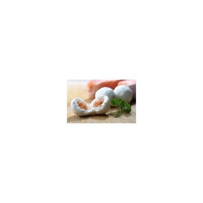 Billes de chèvre au saumon fumé 90g (Nobrand)