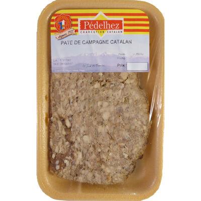 Pâté de campagne catalan (Pédelhez)