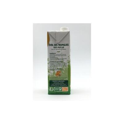 Éveil des tropiques 1l force bio 100% pur jus (Force bio)