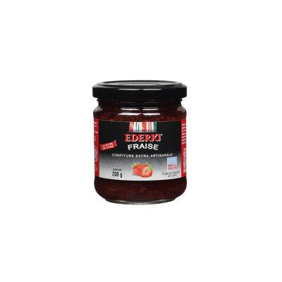 Confiture artisanale de fraise (Ederki)