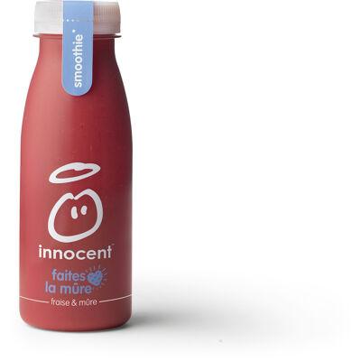 Innocent smoothie fraise & mure 250ml (Innocent)