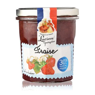 Confiture gourmande & legere fraise 320g - les recettes au chaudron (Les recettes cuites au chaudron)