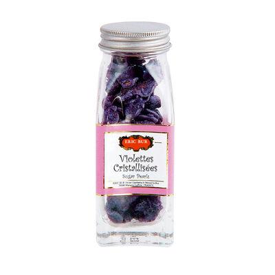Eric bur violettes cristallisees 35g (Eric bur)