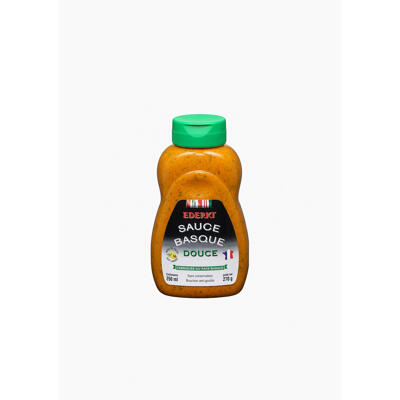 Sauce basque douce 270g ederki (Ederki)