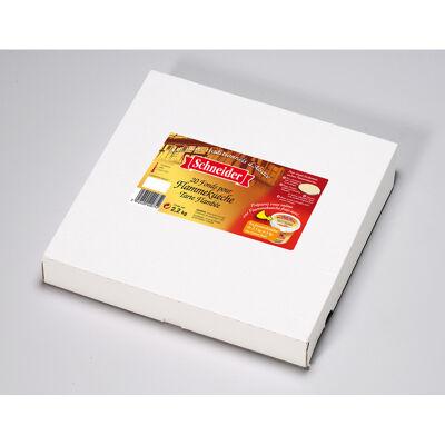 20 fonds pour tarte flambée diam 30cm - 2200g (Traiteur schneider)