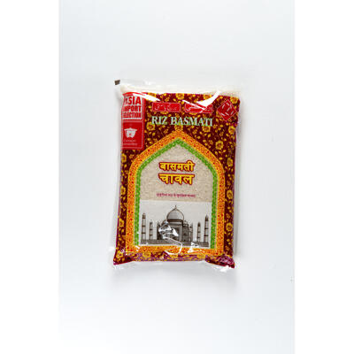 asia import riz basmati 2kg (Asia import)