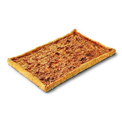 Quiche lorraine 66 toasts 1.200kg (Maison sapresti)