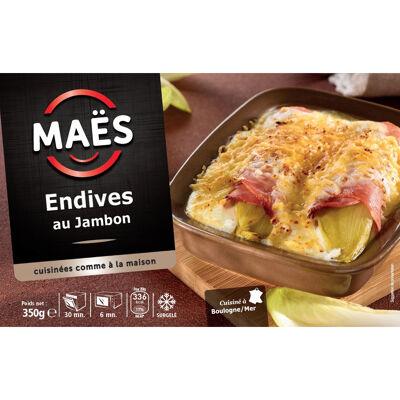 Endives au jambon (Sndets maës)