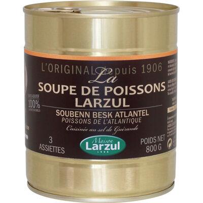 Soupe de poissons (Larzul)