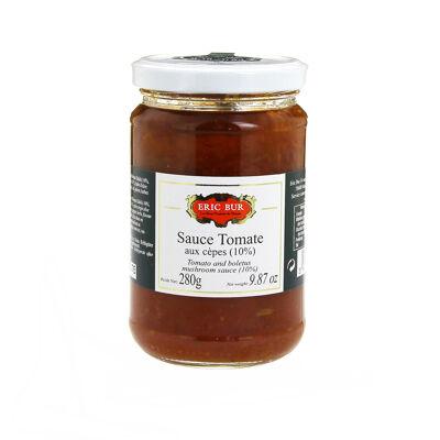 Eric bur sauce tomate aux cepes 280g (Eric bur)