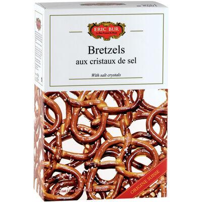 Bretzels aux cristaux de sel100g eric bur (Eric bur)
