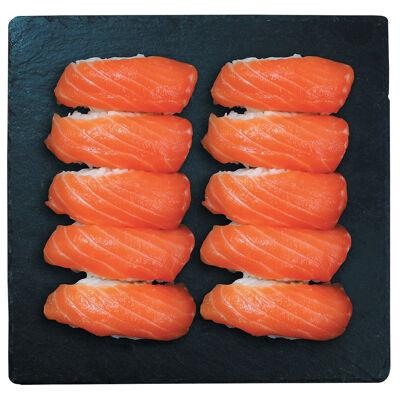 Sushi saumon 10 (Sushi gourmet)