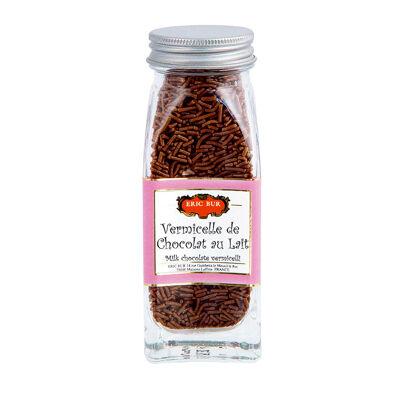 Eric bur vermicelle chocolat au lait 65g (Eric bur)