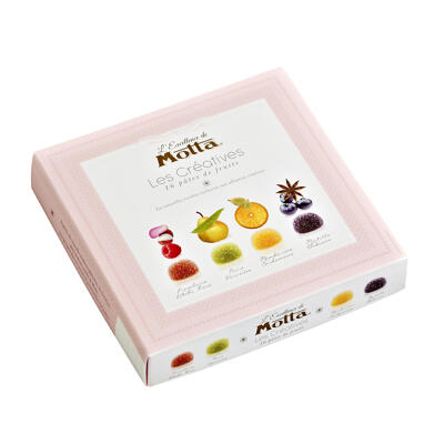 Pates de fruits creatives 200g (Motta)