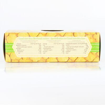Sables du buronnier au cantal entre-deux 125 g (Albert ménès)