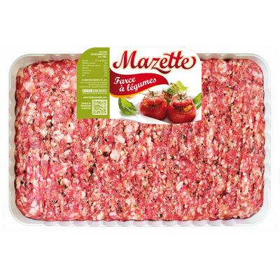 Farce à légumes mazette 1kg pf (Mazette)
