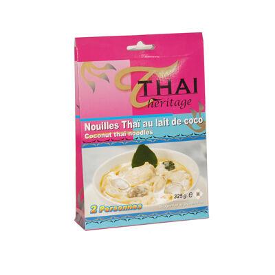 Thai heritage nouilles lait de coco 325g (Thaï héritage)