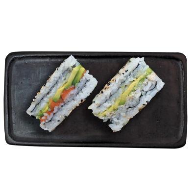 Rice sandwich (Sushi gourmet)