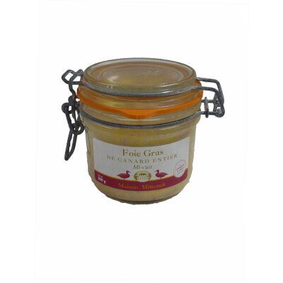 Foie gras de canard mi-cuit 200g (Maison mitteault)