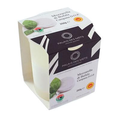 Mozzarella de bufala 250g (Palais des mets)