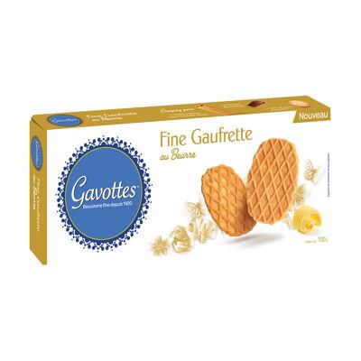 Gavottes étui fine gaufrette au beurre 100g (Gavottes)