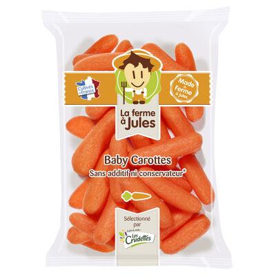 Baby carrot sachet 250g (La ferme a jules)