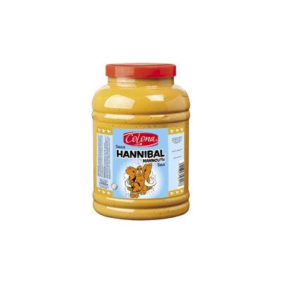 Sauce hannibal pet 3l (Colona)