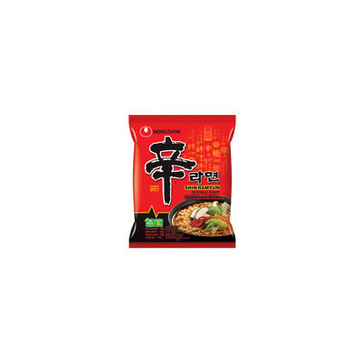 Nongshim nouilles instantanées shin ramyun 120g (Nongshim)