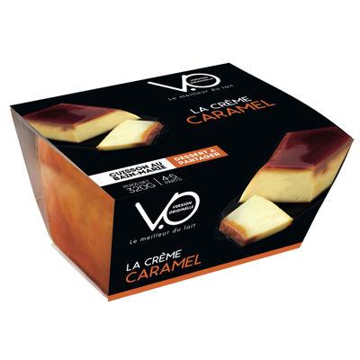La crème caramel 320g (Version originelle)