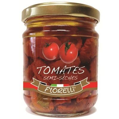 Tomates semi-seches 180g (Florelli)