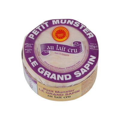 Munster au lait cru 125g le grand sapin (Le grand sapin)