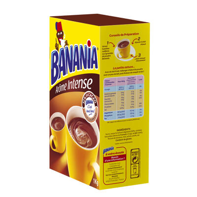 Banania arome intense 1 kg (Banania)