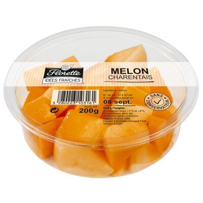 Melon charentais 200g (Florette idées fraiches)