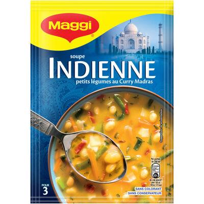 Maggi soupe indienne 67g (Maggi)