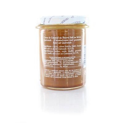 Creme de caramel au beurre sale 265 g (Albert ménès)