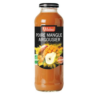 Poire mangue argousier (Vitabio)