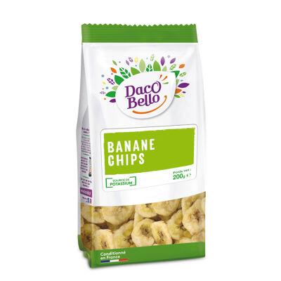 Bananes chips 200g (Daco bello)