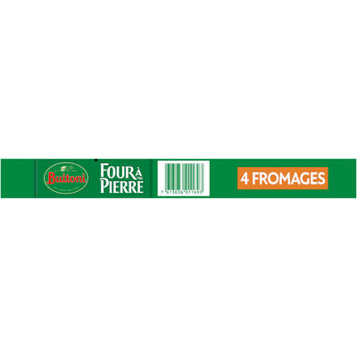 Buitoni four a pierre pizza 4 fromages 390g (Buitoni)