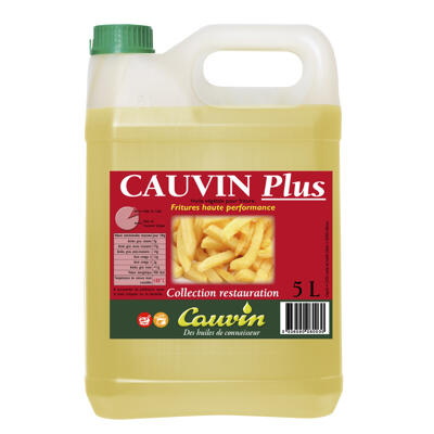 Huile pour friture cauvin 5l (Cauvin)