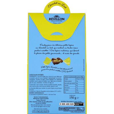 Revillon lapin noiset. 150g (Revillon chocolatier)