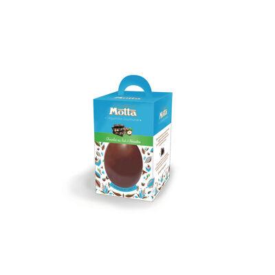 Oeuf degustation gourmande chocolat lait noisette 125g (Motta)